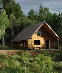 Wyoming Cabin Rental - Timberline Cabin Rental
